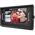 Lilliput BM150-12G-ABBP 5.6 Inch 12G-SDI 4K Broadcast Director Monitor with 12G-SDI - HDMI - Tally inputs - 4K 3840*2160