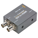 Blackmagic Design BMD-CONVCMIC/SH/WPSU Micro Converter - 3G SDI to HDMI - Bstock (No Power Supply or Box)