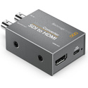 Blackmagic Design BMD-CONVCMIC/SH/WPSU Micro Converter - 3G SDI to HDMI with Power Supply