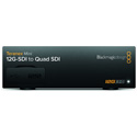 Blackmagic CONVNTRM / DB / SDIQD Teranex Mini - 12G-SDI to Quad SDI