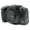 Blackmagic Design Pocket Cinema Camera 6k Pro with 5 Inch LCD Touchscreen & ND Filters - BStock (Repaired by Vendor)