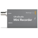 Blackmagic Design BMD-BDLKULSDZMINREC UltraStudio Mini Recorder 3G-SDI & HDMI to Thunderbolt Capture Device