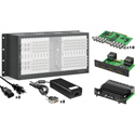 Blackmagic Design Universal Videohub 72 Kit with 18 SDI Interface Cards/Crosspoint Card/450W Power Card & Power Supplies