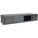 Blackmagic Design BMD-VHUBSMARTE12G4040 Smart Videohub 12G 40x40 - Bstock (Box has damage with tape on it)
