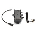 ikan BMPCC4K6KPWR-BC-BPU Blackmagic BMPCC 4K & 6K Cinema Belt Clip DV Power Kit for Sony BP-U