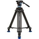 Benro A673TM Dual Stage Aluminum Video Tripod & S8PRO Head