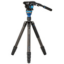 Benro C3883 Travel Angel Aero-Video Tripod kit with Leveling Column and S6PRO Head