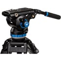 Benro S8PRO Video Head - Supports up to 17.6 Pounds - Mount the Head Separately on Sliders/Jibs/Monopods