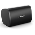 Bose DesignMax DM3SE 3.25 Inch Surface Mount Loudspeaker Euroblock 6-pin Connector with Loop-Thru - Black - Pair