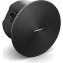 Bose DM5C DesignMax 5.25-Inch In-Ceiling Loudspeakers 60W UL Plenum Rated - Black - Pair
