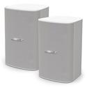 Bose DesignMax DM5SE 5.25-Inch Surface Mount Indoor Outdoor Loudspeakers 60W IP55 Rated - White - Pair