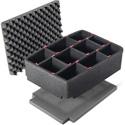 Pelican 1560TPKIT TrekPak Case Divider Kit for 1560 Protector Series Cases