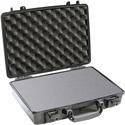 Pelican 1470WF Protector Laptop Case with Foam - Black