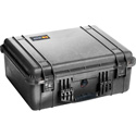 Pelican 1550WF Protector Case with Foam - Black