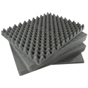 Pelican 1551 4-Piece Replacement Foam Set for 1550 Protector Series Cases