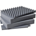 Pelican 1561 4-Piece Replacement Foam Set for 1560 Protector Series Cases