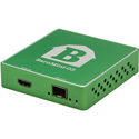 Barnfind BARNMINI-03 HDMI to Optical Converter with Open SFP Port