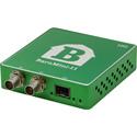 Barnfind BARNMINI-11 12G BNC Transmitter Receiver with Open SFP Port