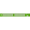 Barnfind BarnOne BTF1-02 16 SFP Port and 16 BNC Port Fiber Router - 1RU