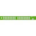 Barnfind BarnOne BTF1-04 32 SFP Port Fiber Router - 1RU