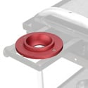 Magliner MAG-EU 100 Mag Euroball Mount (100mm) with Front Box Adapter