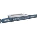 BSS Audio BLU-50 I/O Device - 4 Analog Mic/Line Input - 4 Analog Output - Networked Signal Processor with BLU Link