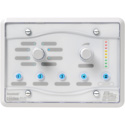 BSS Audio BLU-8-V2-WHT Programmable Zone Controller - White
