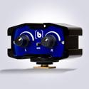 Beachtek MCC-2 Two-Channel Audio Adapter and Bracket