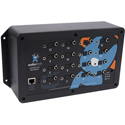 Broadcastvision FETCHSIG-P3 AudioFetch Express & a Wireless Router - up to 250 Users - Allows 4 Connected Audio Sources