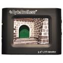 Triplett VTX025 2.5 Inch Color Mini Monitor - Li-Ion