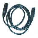 Beyerdynamic Connecting Cable for DT 100/108/109 Headsets with 4 pin XLR Male connector 1.5 Meters