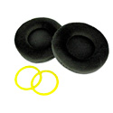 Beyerdynamic EDT 770 V Ear Cushions Pair Silver Velours