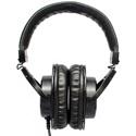 CAD Audio MH210 Closed-back Studio Headphones -40mm Drivers- Black