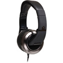 CAD Audio MH510 Closed-back Studio Headphones  50mm Drivers- Black - Two Cables Two Sets Earpads