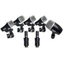 CAD Audio Stage7 7-piece Drum Microphone Pack