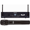 CAD WX1600-G UHF 100 Channel Handheld Wireless System - G Band 542-564 MHz