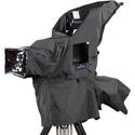 camRade CAM-WS-EFP-SMALL-BL wetSuit EFP Small Camera Cover - Black