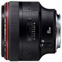 Canon EF 85mm f/1.2L II Autofocus Lens