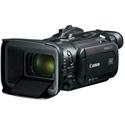 Canon VIXIA HF GX10 HD Camcorder Kit - Lens Hood Barrier Battery Pack BP-828 Compact Power Adapter CA-946