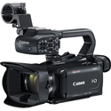Canon XA15 Full HD Camcorder with Lens Hood Battery Pack Microphone Holder Unit/Handle Unit and Compact Power Adapter