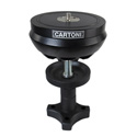 Cartoni AT923 100mm Half Bowl Tripod Adapter