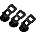 Cartoni B456 Hooking ENG Rubber Tripod Feet (3)