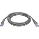 Connectronics 350MHz UTP CAT5e Patch Cable 10 Foot Gray