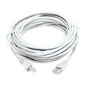 Connectronics 350MHz UTP CAT5e Patch Cable 14 Foot White