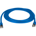Photo of Connectronics Molded UTP Cat6 Cable 24AWG 50u 25 Foot Blue