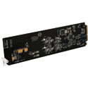 Cobalt Digital 9345 openGear 9345 Stereo Analog Audio to AES A/D Converter Card