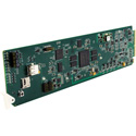 Cobalt Digital 9902-2UDX 3G/HD/SD-SDI Dual Channel Up-Down-Cross Converter/Frame Sync/Audio Embed/De-Embed openGear Card