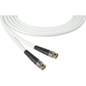 Laird CB-CB-3-WE Canare LV-61S RG59 BNC to BNC Video Cable - 3 Foot White