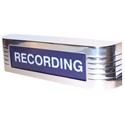 CBT Systems 120V Classic Studio Warning Light - Recording