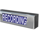 CBT Systems VAL-13REBW8 CBT Value Design Recording Light 120/220V Blue/White LED